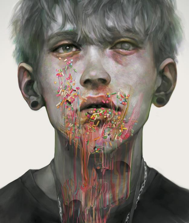 Digital Paintings by YDK Morimoe (3)