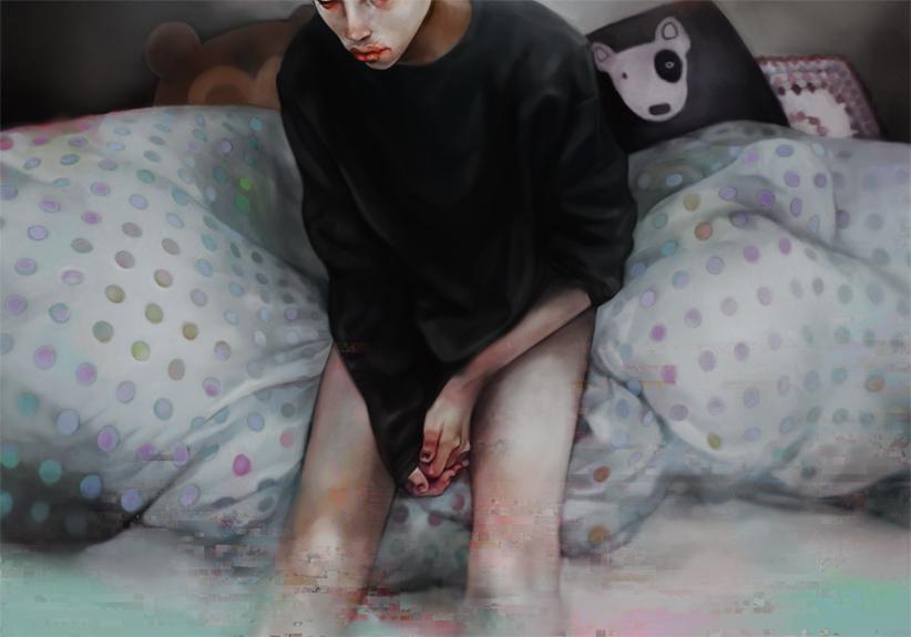 Digital Paintings by YDK Morimoe (5)