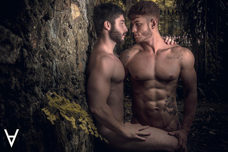 Enrique Magno & Leandro Paes by Leo Castro  (1)