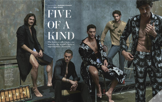 Five of a Kind by Mariano Vivanco (1)