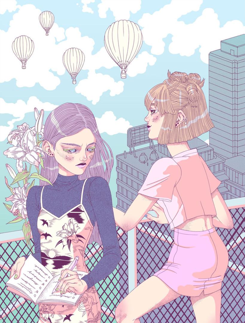 Go it alone by Milena Huhta (2)