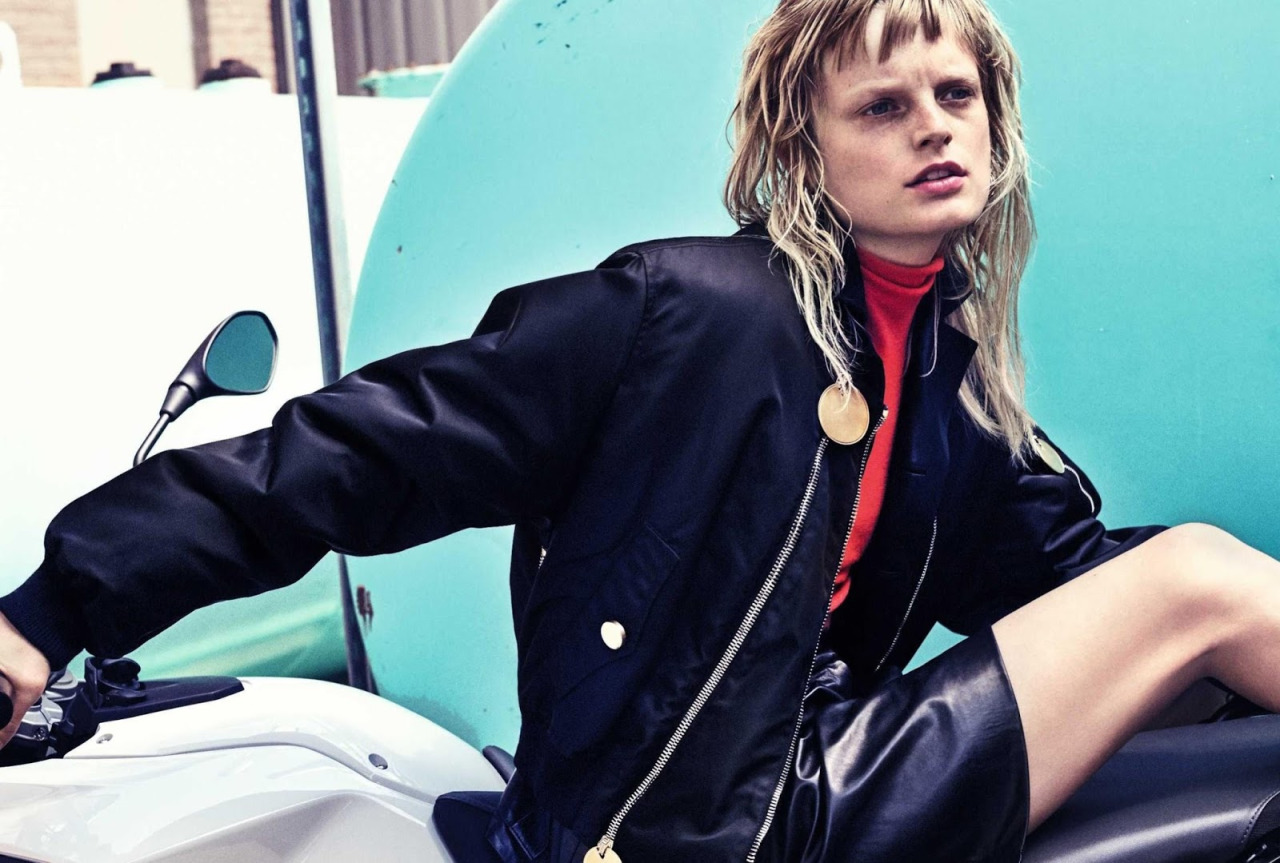 Hanne Gaby Odiele by Marcus Ohlsson (2)