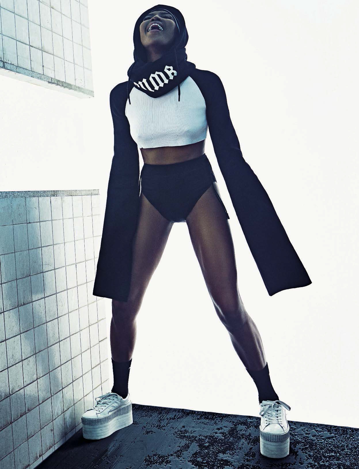 Naomi Campbell by Francesco Carrozzini (4)