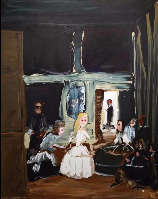 Paintings by Genieve Figgis (2)