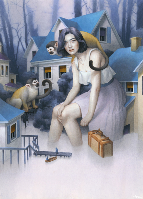 Paintings by Tran Nguyen (5)