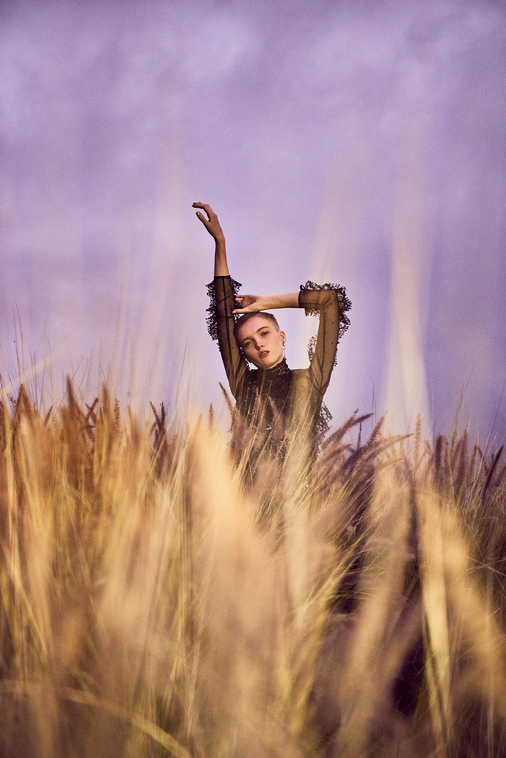 Ruth Bell by Ryan McGinley (2)