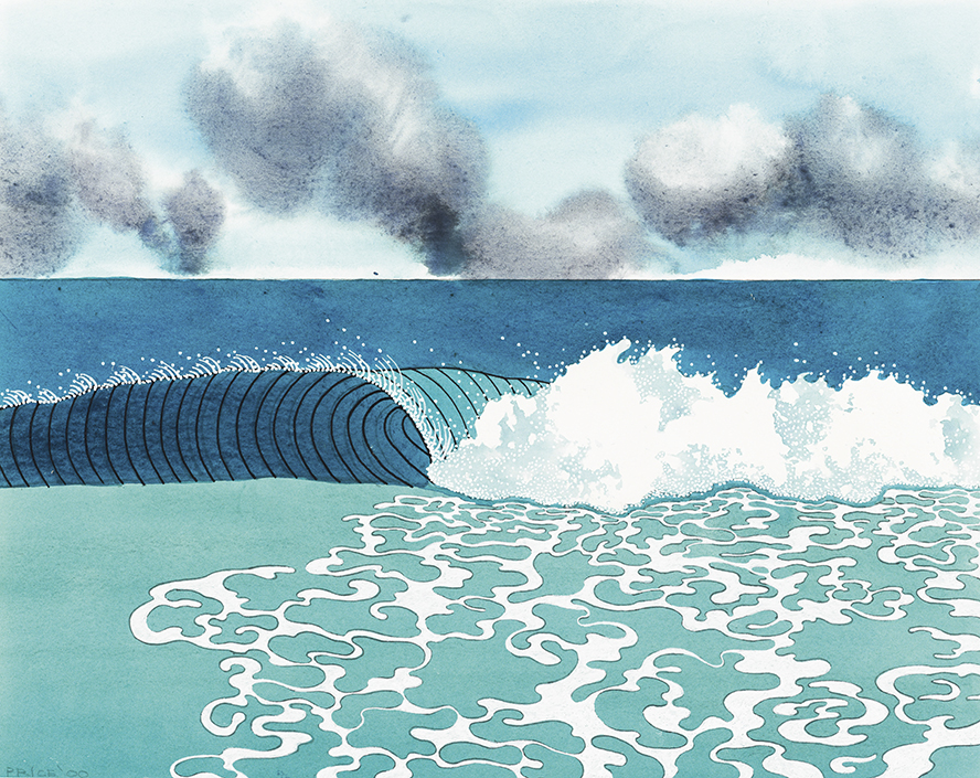 Surf's Up by Ken Price (4)