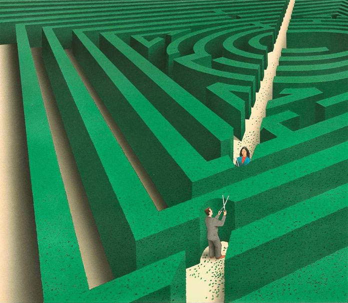 Surreal Art by Guy Billout (2)