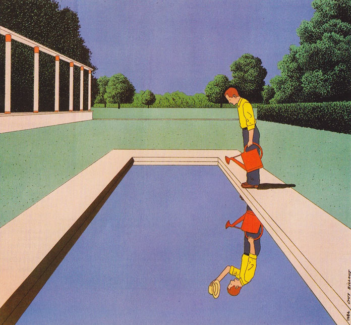 Surreal Art by Guy Billout (4)