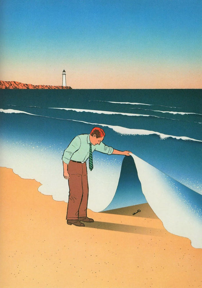 Surreal Art by Guy Billout (5)