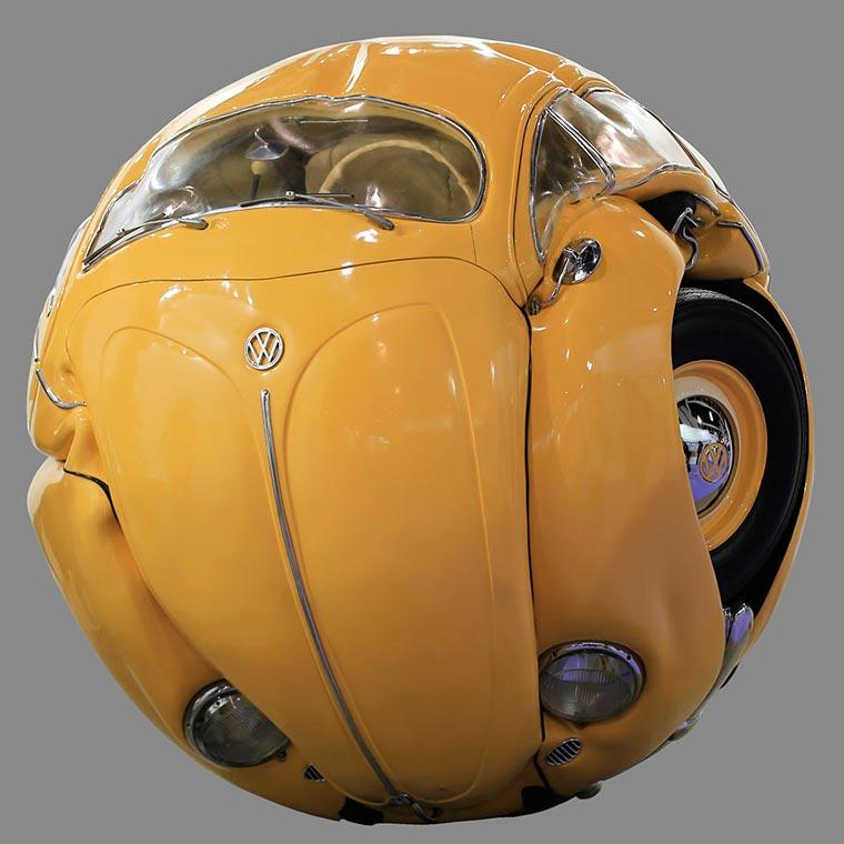 Volkswagen Balls by Ichwan Noor (3)