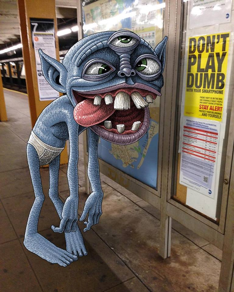 nyc-subway-monsters-by-subwaydoodle-4