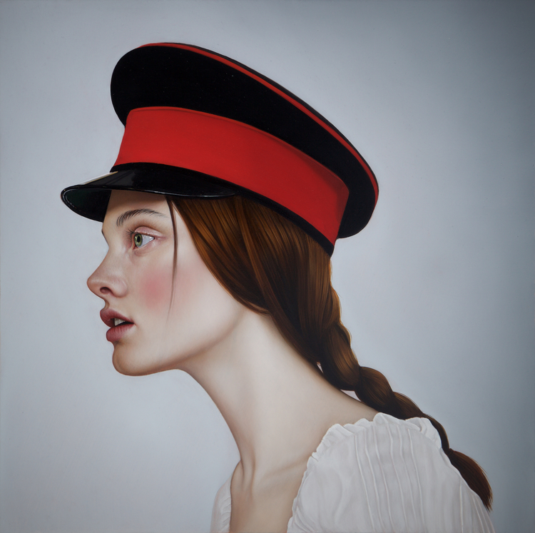 Portrait Paintings by Mary Jane Ansell (1)