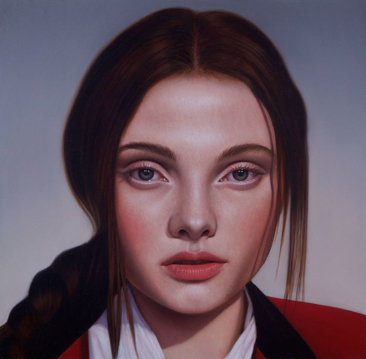 Portrait Paintings by Mary Jane Ansell (3)