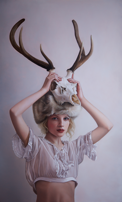 Portrait Paintings by Mary Jane Ansell (5)
