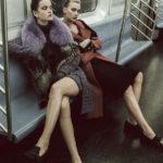 Stephanie Rad & Zoe Colivas by Matallana