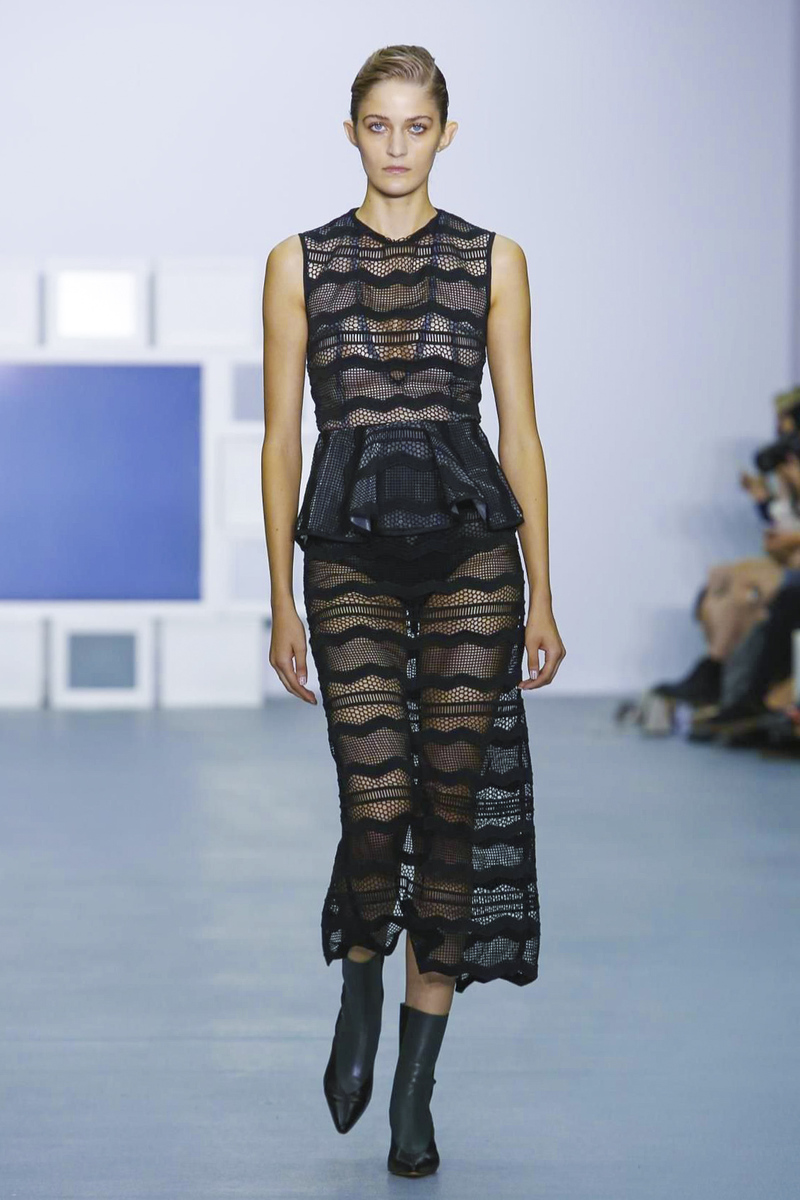Teatum Jones Women Fashion Show, Ready to Wear Collection Spring Summer 2017 in London