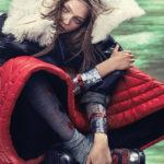 Kate Phelan by Craig McDean