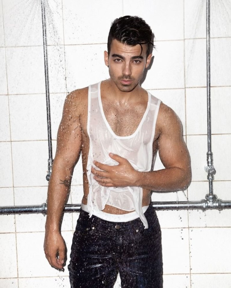 Joe Jonas by Pantelis | GRAVERAVENS