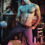 Chris Evans by Tony Duran, 2004: Editorial Throwback