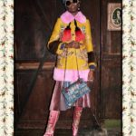 Gucci Pre-Fall 2017 ft. Elibeidy Danis and Nicole Atieno