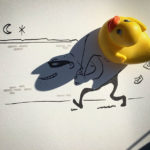 Shadow Illustrations by Vincent Bal