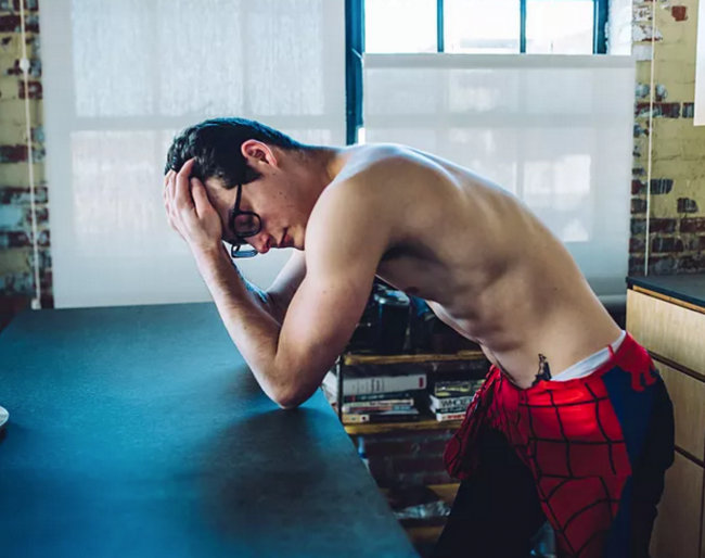 Zachary Howell (Spiderman) by Sarah Hester3