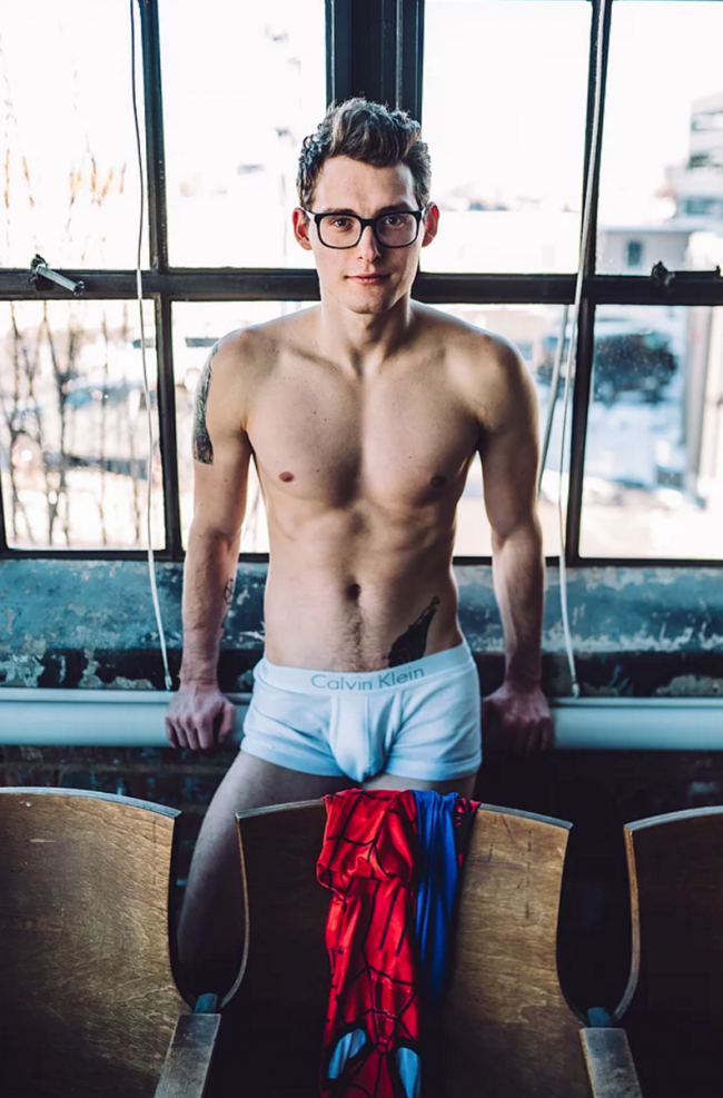 Zachary Howell (Spiderman) by Sarah Hester4